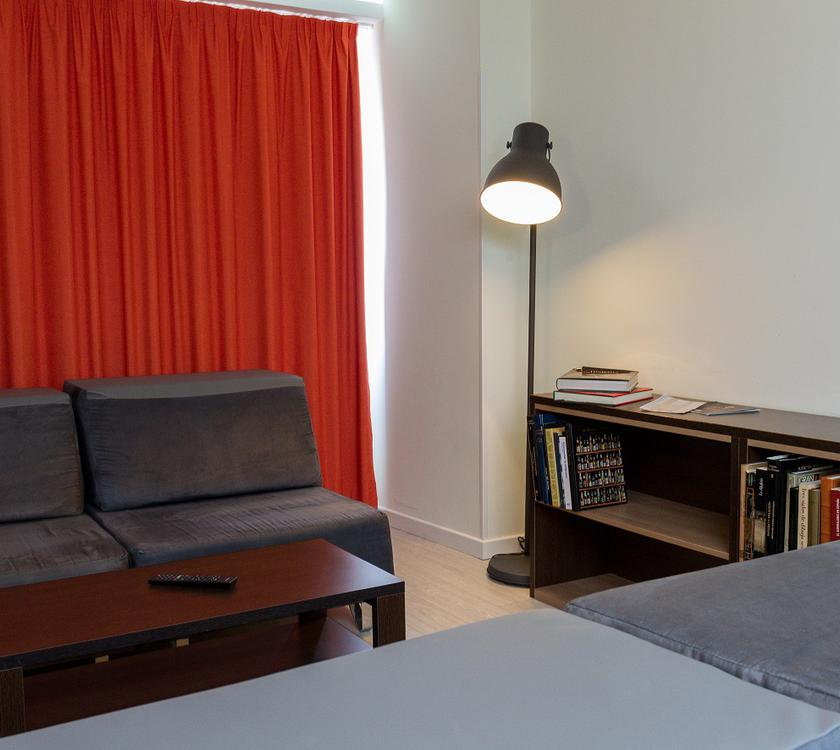 Suite junior apartamentos serrano recoletos madrid
